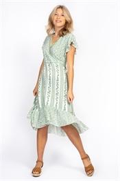 Bild på Irma Dress - Jade Green